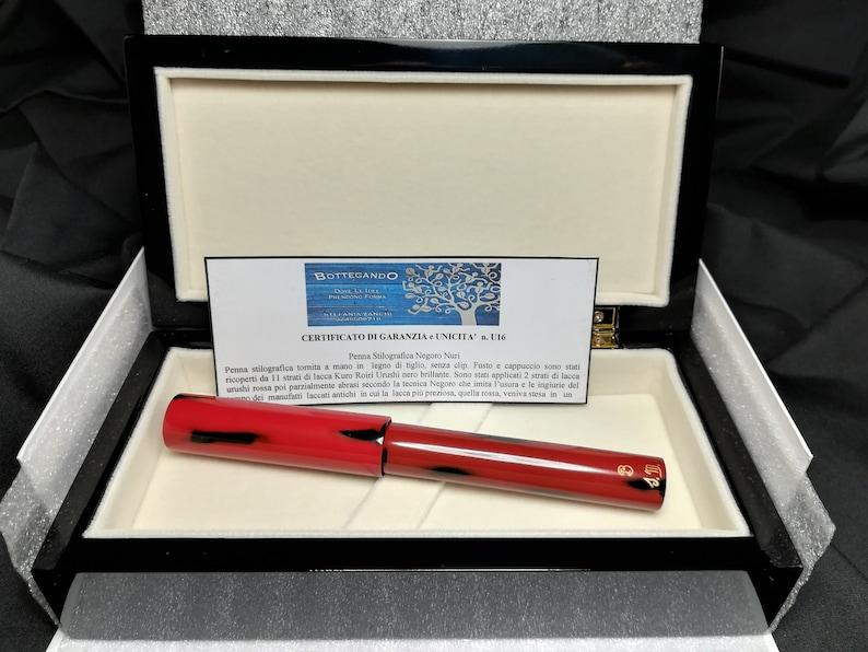 Negoro Nuri Fountain Pen