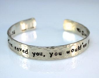 Memorial / Remembrance Bracelet