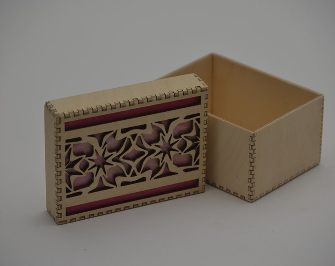 Fancy Deck Box