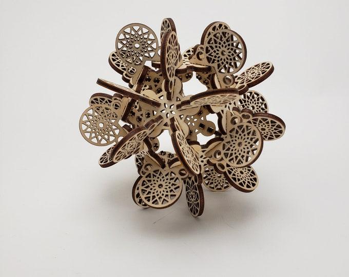 Spiro Ornament