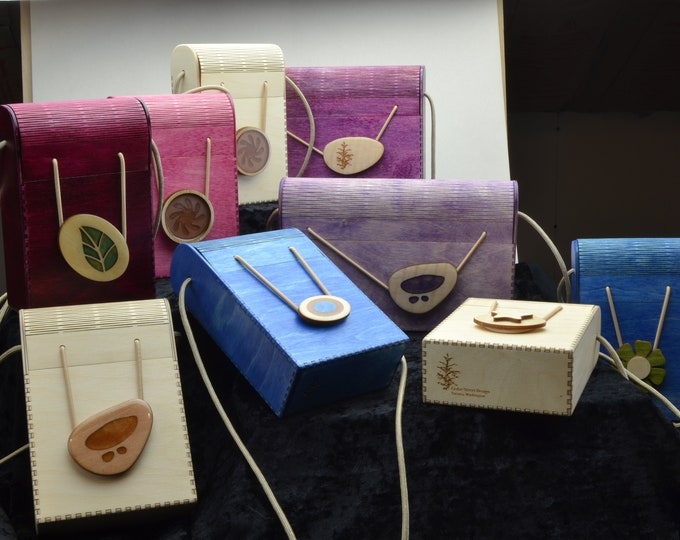 Assorted small purses