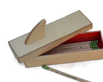 Shark Pencil Box