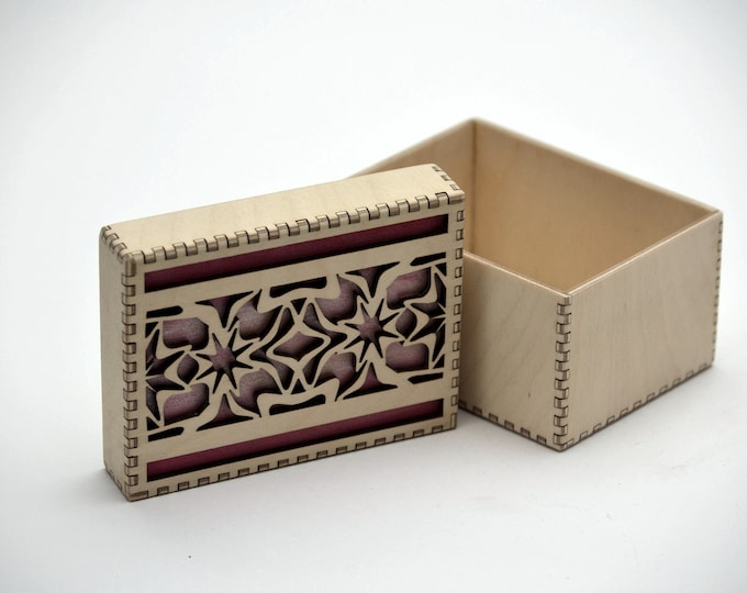 Fancy Deck Box