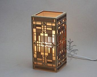 Neo-Craftsman Lamp