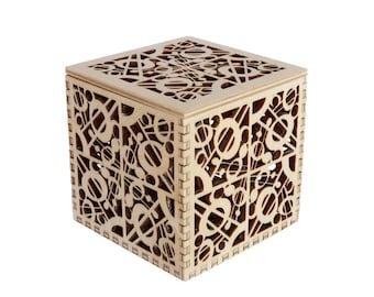 Atomic Olive Box Baltic Birch Plywood
