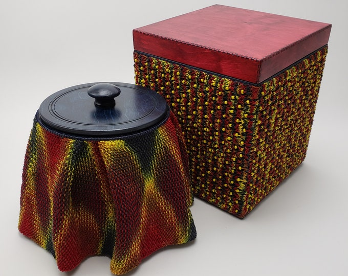 Skirt and Sweater Boxes