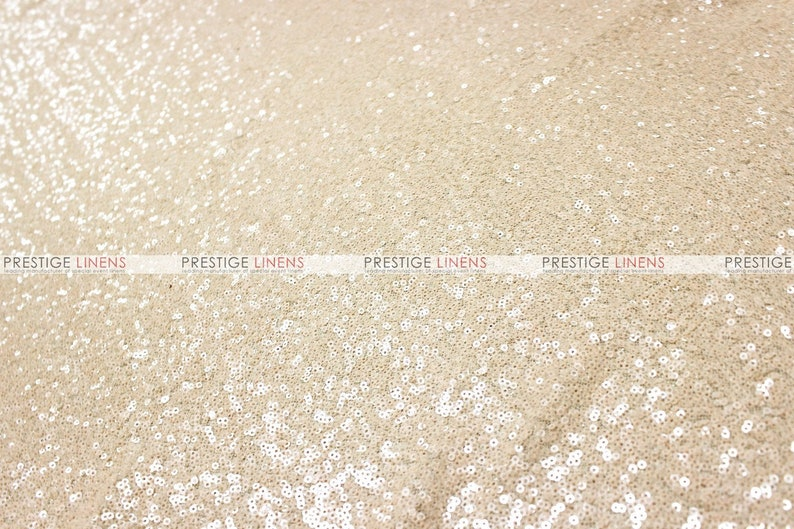 Polyester Wedding Dress Ivory Sparkley Glitz Sequin Fabric By The Yard 50 Craft Sewing