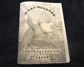 Perzine (meta)paradox #6: The Brainweird Issue