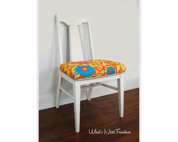 Stupendous White Colorful Accent Chair Silver Upholstered Girl Desk Hand Painted Andrewgaddart Wooden Chair Designs For Living Room Andrewgaddartcom