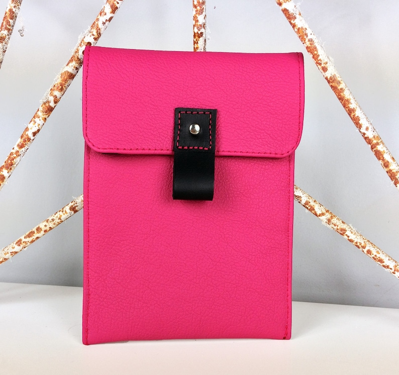 Pink Leather Kindle Paperwhite Case - Tablet Case - Personalized - Kindle  Cover - Handmade - UK