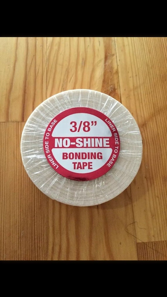 No Shine Tape Roll 38 For Tape Hair Extensions Seamless Etsy