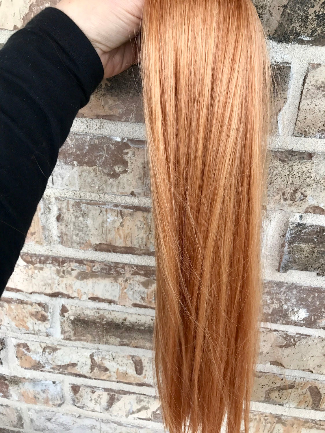 Sale 5 Star Balayage European Remy Copper Blonde Tape In Seamless