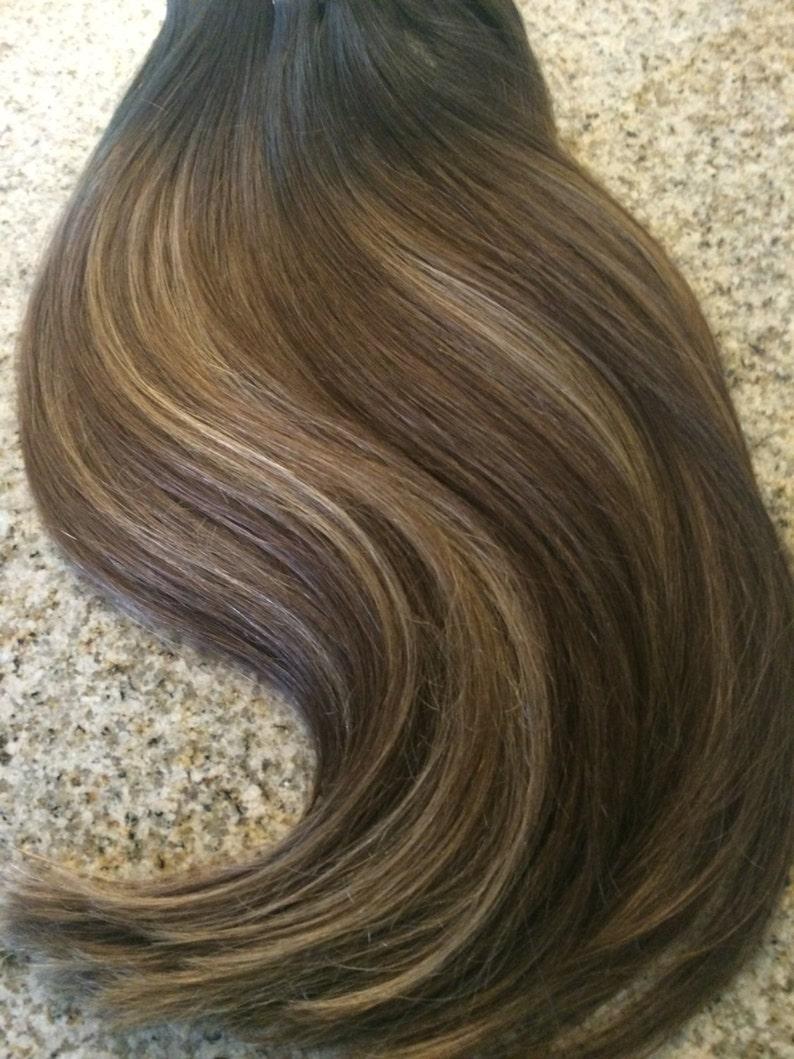 Band-haarverlängerungen Verantwortlich Band In Haar Extensions Menschliches Haar Remy Brasilianische Haar Haut Schuss Farbe 60 #