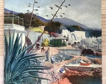 Vtg  Riviera di Levante Nervi Vintage Postcard - Photochromie Serie 135 No 2605 - Italian Riviera Post Card