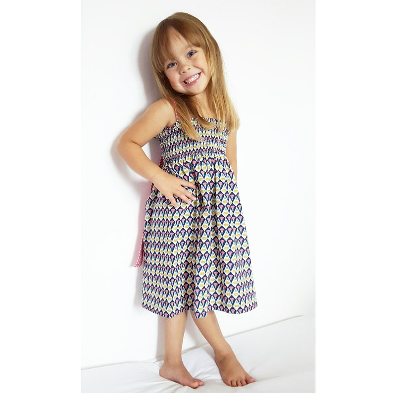 eb5f9a207f Girls Party dress Birthday dress Toddler dress Dress for