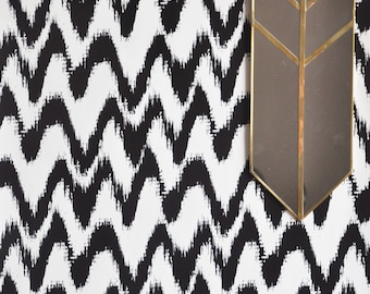 """24"""" x 48"""" Wave Lengths Removable wall paper tile - Wall Paper"""