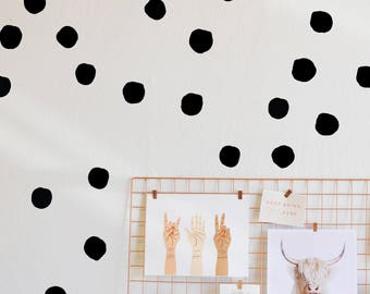 Large Bubble Dots - WALL DECAL