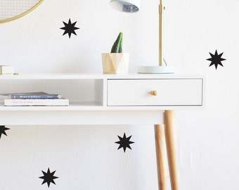 Wall Decal - Magical Starbursts  - Wall Sticker Room Decor