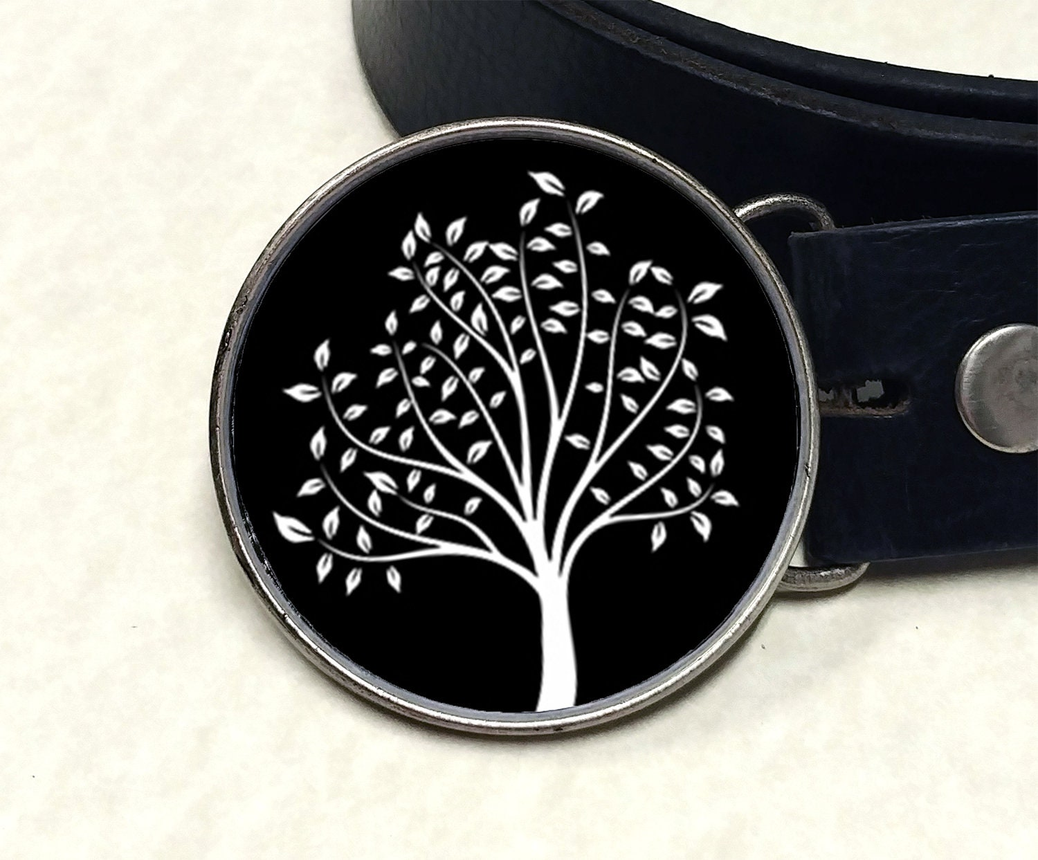 buckle gift card belt buckle tree of life gift for her etsy 9567