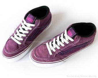 Vans slip on sneakers Hawaiian floral print skate shoes | Etsy
