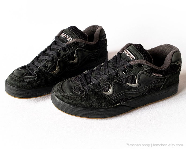 2b0b7fecd6 Vans Steve Caballero Dragon skate shoes black sneakers