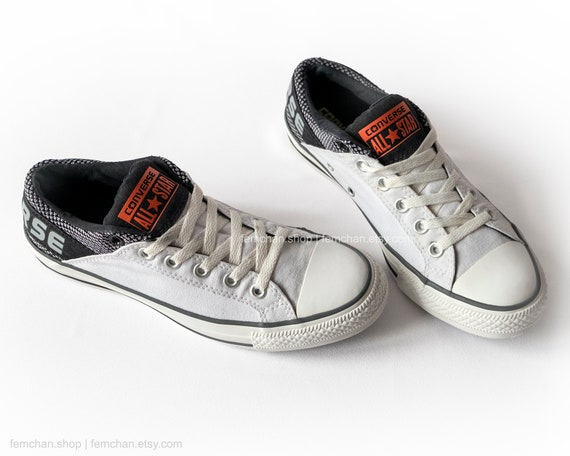 Converse All Stars in black and white Converse CT Band low  e523a128505f