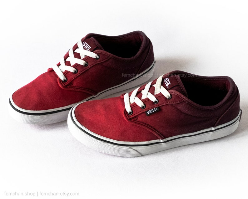 Vans Sk8 Hi Skateboard Shoes unisex Gray (Size US 7.5 Womens US Men 5.5)