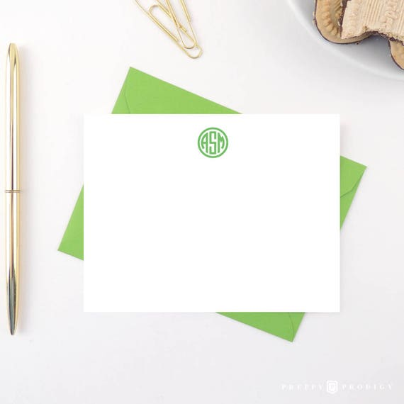 27 Personalized Stationery Templates: Personalized Stationery / Personalized Stationary /