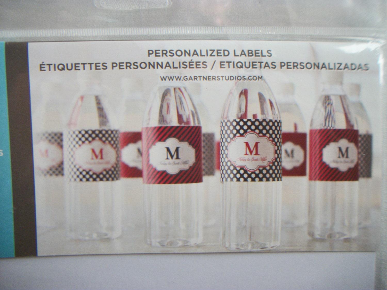 New In Packages 2 Sealed Packages Of Gartner Studios Bottle Etsy