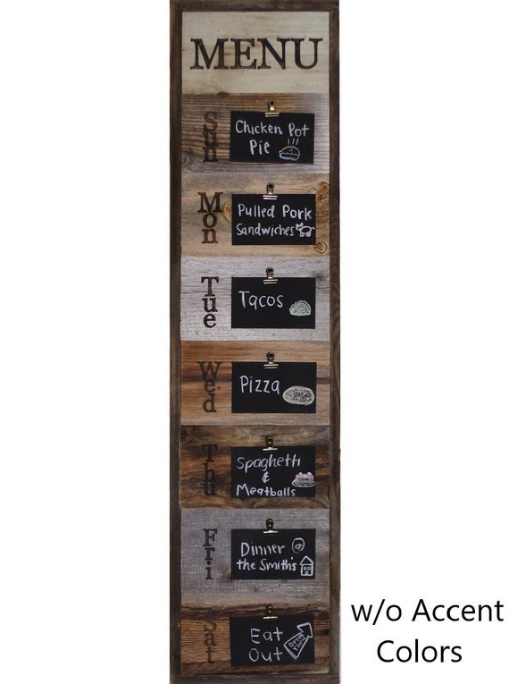 Photo Board Sign with Clips|Customize Sign