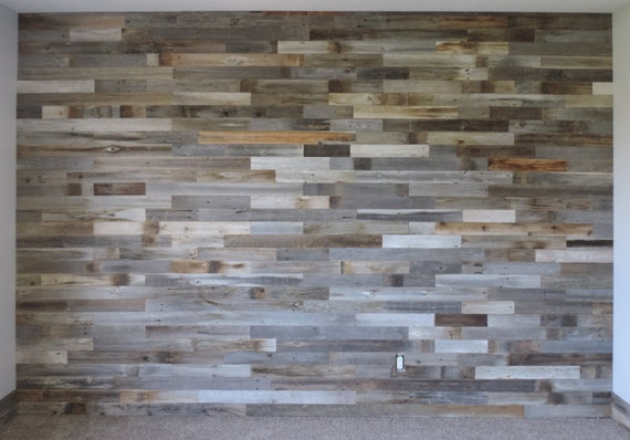 SAMPLE PACK*** Reclaimed Interior Barn Wood Wall Paneling, Real Rustic  Shiplap ceiling, Kitchen, Bathroom DIY Planks, Sample Pack