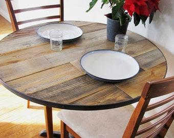 Round Farmhouse Table, Round Farmhouse Kitchen Table Sets