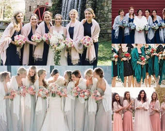 Shawls for Bridesmaids