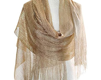 one size wedding scarf soft and delicate to sensitive skin Wedding scarf Bridal scarf beautiful bridal scarf cashmere effect