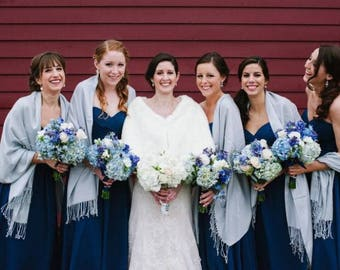Shawls for Bridesmaids