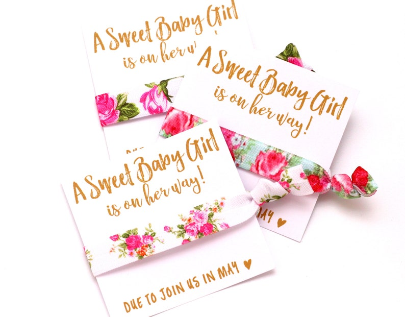 Baby Girl Shower Ideas  Shabby Chic Baby Shower  Baby Girl  image 0