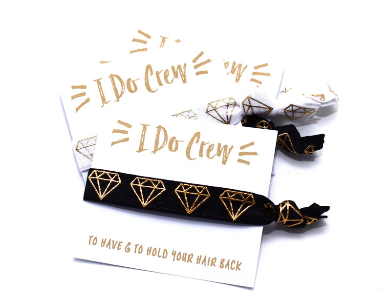 Limited Time SALE  Bachelorette Party Favors  I Do Crew image 0