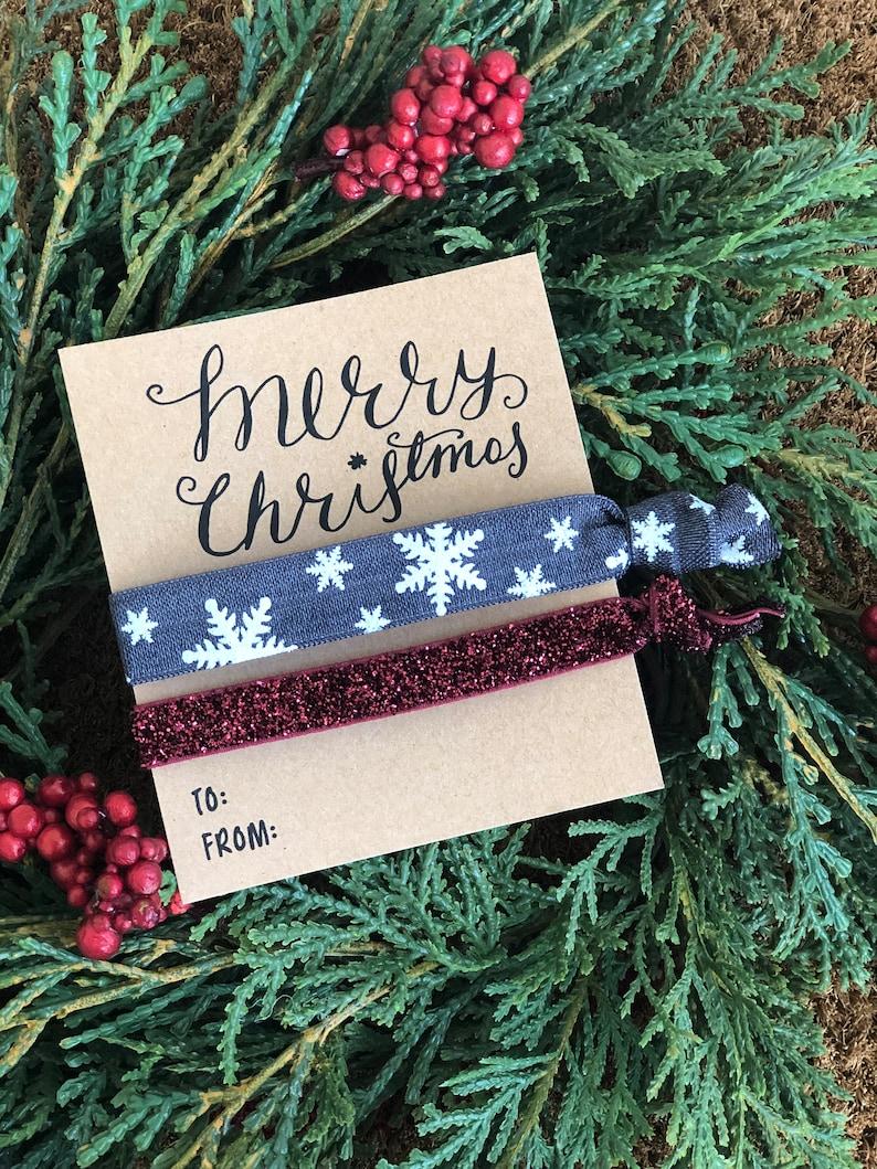 Stocking Stuffers  Secret Santa Gift  Christmas Party Favor image 0