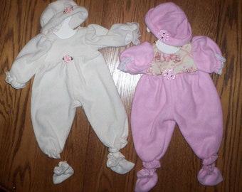 Fleece baby sleeper  8576b9c63