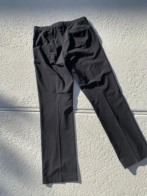 L - 90's PRADA Sport Nylon Pants - image 5