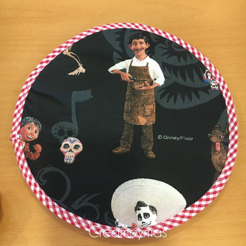 Tortilla warmer inspired by Coco Pixar film 2 Limited Edition