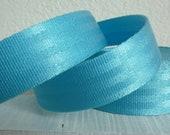 Car belt turquoise 38 mm...