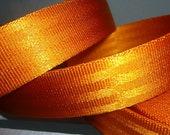 Car belt orange 25 mm...