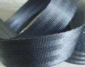 Seat belt dark grey 25 mm...