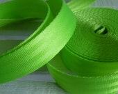 Car belt band green 25 mm...