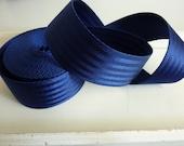 Seat belt dark blue 48 mm...