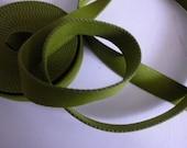 Webbing lime dark 20 mm -...