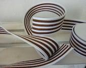 Webbing white - brown str...