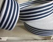 Belt Strap white-blue str...
