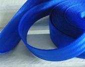 Belt strap blue 25 mm - 2...